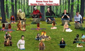 Picture of Know Your Gor Gathering at Palace Chat